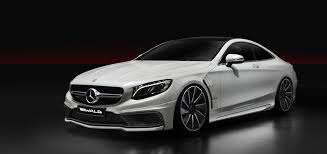 mercedes c class coupe tuning mercedes s class coupe tuning kit by wald international