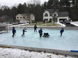 Backyard Rink Ideas Backyard Hockey Rinks Ideas Of Backyard Skating Rink Sresellpro