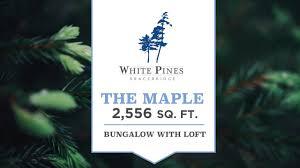 mattamy homes white pines community maple model home tour on vimeo