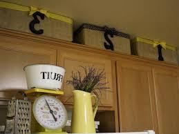 Above Kitchen Cabinet Decorate Top Of Kitchen Cabinets Modern Dark Chimney White Hood