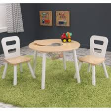Kids Round Table And Chairs Kids Round Table Shelby Knox
