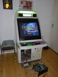 Sega Astro City Arcade Cabinet by Gd Rom U2013 New Astro City