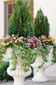 colorful flower gardens spectacular container gardening ideas southern living