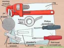 how to repair a leaking bathtub faucet how to fix a leaky bathtub faucet with pictures wikihow