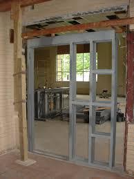 Framing Exterior Door Door Frames Modern Home House Design Ideas