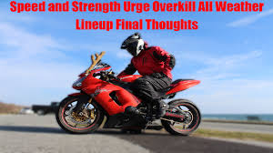motorcycle gear best affordable all weather motorcycle gear youtube