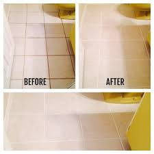 Steam Clean Bathroom Tiles Tile Is Hard To Keep Clean And The Grooves In Between Each Tile Is
