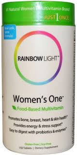 rainbow light women s one review price review and buy rainbow light just once womens one food