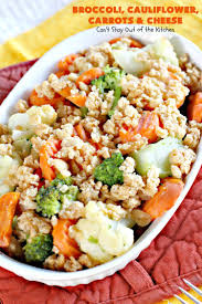 carrot casserole recipes thanksgiving broccoli cauliflower carrots and cheese can u0027t stay out of the