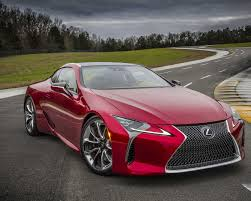 lexus is coupe 2018 lexus lc 500 innovative luxury coupe is a car of the future