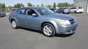 2008 blue dodge avenger 2008 dodge avenger sxt in spokane valley wa deal used cars