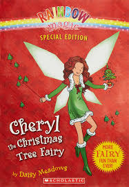 spirit halloween the meadows cheryl the christmas tree fairy special edition rainbow magic