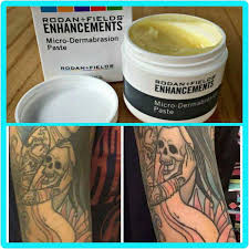 do you have a dull tattoo brighten up a fading tattoo with rodan