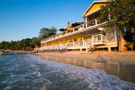 roatan life real estate the beach house west end