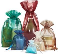 organza bag bags organza gift bags organza favor bags in stock uline