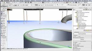archicad tutorial how to import 3d objects from ifc and dwg