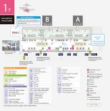 Narita Airport Map Narita International Airport Floor Guide Live Japan