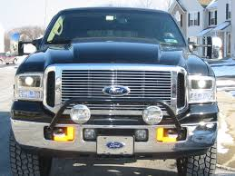 1997 Ford F250 Utility Truck - ford f250 replace headlight assembly how to ford trucks