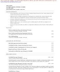 Respiratory Therapist Resume Templates Resume Examples For Massage Therapist Pta Resume Physical