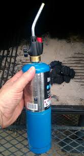 how to light a propane torch start your charcoal grill with a propane torch