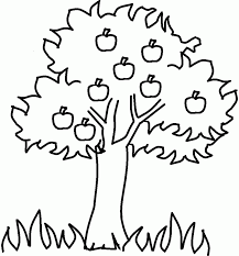 apple coloring pages for preschoolers kids coloring