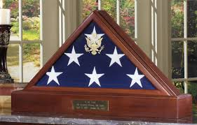 Military Funeral Flag Presentation Flag Display Cases Flag Cases Holders Flag And Medal Cases Flag