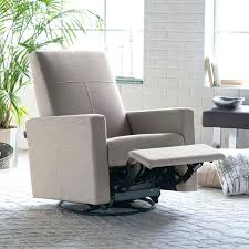 Swivel Rocking Chair With Ottoman Fascinating Glider Chair Ottoman Brand New Baby Of Swivel Rocker
