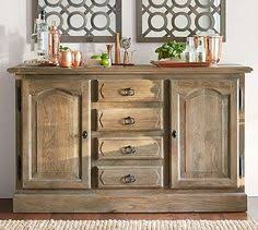 pottery barn buffet table pottery barn toscana buffet with room to store your dinnerware