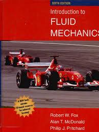 introduction to fluid mechanics 6th edition fox mcdonald
