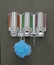 Shampoo Dispenser EBay - Bathroom liquid soap dispenser