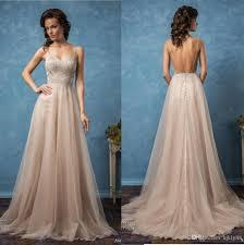 dh wedding dresses arrival amelia sposa 2017 lace wedding dresses spaghetti