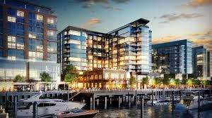 condos at the wharf join the 1 000 per foot club