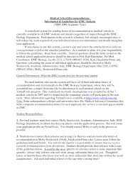 Pre Med Resume Brilliant Ideas Of How To Format A Letter Of Recommendation For