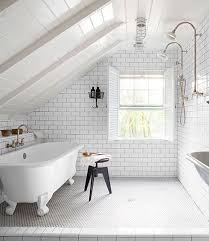 Subway Tile Bathroom Ideas 44 best subway tile bathrooms images on pinterest room home and