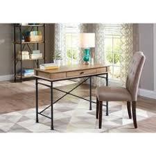Walmart Writing Desk by Mainstays 2 Tier Writing Desk Mocha Walmart Com Desks