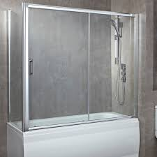 Sliding Shower Screen Doors Bath Screen Hinged Sliding Door