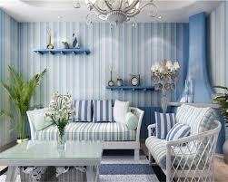 Blue And White Bedroom Wallpaper Online Buy Wholesale Pink Stripes Wallpaper From China Pink