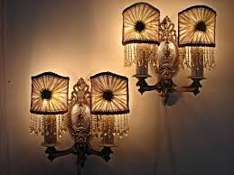 Vintage Sconces Wall Lights Awesome Electric Wall Sconces 2017 Design Indoor Wall