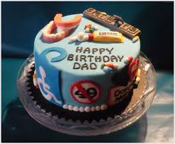 gift 40th birthday party ideas for men pin cake designs for men