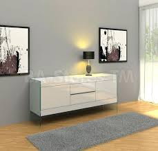 dining cabinet contemporary modern buffet table dining room with