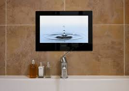 Bathroom Mirror With Tv by Bathroom Inspiring Bathroom Tv Ideas Bathroom Tv Installation