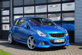 opel corsa opc by steinmetz news gallery top speed