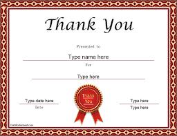 thank you certificate exol gbabogados co