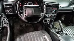 1999 Camaro Interior Used Chevrolet Camaro Z28 For Sale In Atlanta Ga