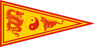 Flag Complex Thought I Would Have Another Go At A Flag Of Taoism A Bit Complex