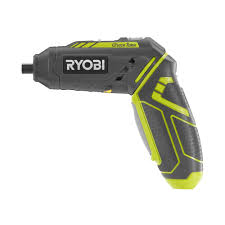 home depot black friday lithium ion cordless power tools ryobi quickturn 4 volt lithium ion 1 4 in cordless screwdriver