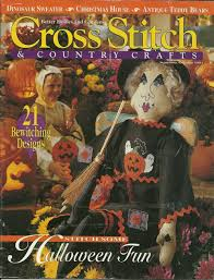 better homes and gardens cross stitch country crafts magazine