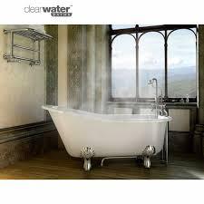 Stone Baths by Clearwater Romano Grande Natural Stone Slipper Bath Uk Bathrooms