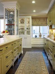 awesome distressed china cabinet home renovations with crown