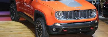 jeep renegade orange oct 14 slow takeoff for the jeep renegade fiat group u0027s world